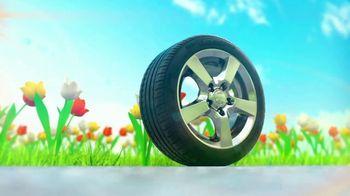 Big O Tires Spring Super Sale TV Spot, 'Buy Three, Get One Free' - Thumbnail 2