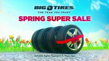 Big O Tires Spring Super Sale TV Spot, 'Buy Three, Get One Free' - Thumbnail 4