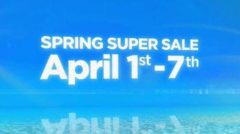 Big O Tires Spring Super Sale TV Spot, 'Buy Three, Get One Free' - Thumbnail 6