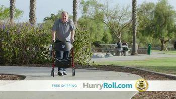 The HurryRoll TV Spot, 'Why Struggle?' - Thumbnail 7