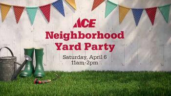 ACE Hardware TV Spot, 'Neighborhood Yard Party' - Thumbnail 7