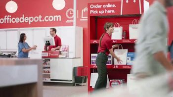 Office Depot OfficeMax TV Spot, 'For the Team: Stock Up on Paper' - Thumbnail 1