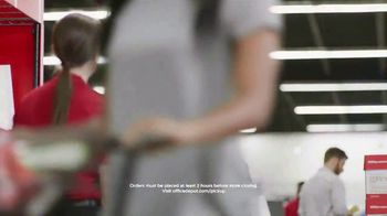 Office Depot OfficeMax TV Spot, 'For the Team: Stock Up on Paper' - Thumbnail 7