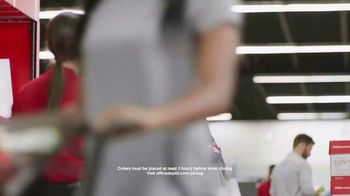 Office Depot OfficeMax TV Spot, 'The Reinvented HP Officejet Pro Printer' - Thumbnail 7