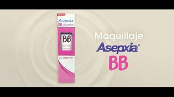 Asepxia BB Liquid Make Up TV Spot, 'Cubre imperfecciones' [Spanish] - Thumbnail 3