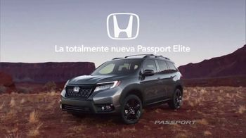 2019 Honda Passport Elite TV Spot, 'Destino: tus aventuras' [Spanish] [T1] - Thumbnail 8