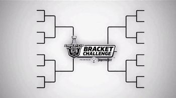The National Hockey League TV Spot, \'2019 Stanley Cup Playoffs Bracket Challenge\'
