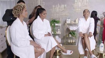 Aveeno Skin Relief TV Spot, '2019 NAACP Image Awards: Natural Look' Featuring Jade Novah, Africa Miranda, Malinda Williams - Thumbnail 8