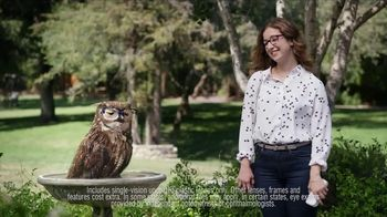 America's Best Contacts and Eyeglasses Designer Sale TV Spot, 'Bird Bath' - Thumbnail 7