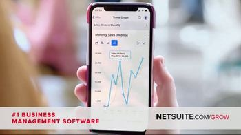 Oracle NetSuite TV Spot, 'Kara Goldin: Founder and CEO of Hint' - Thumbnail 2