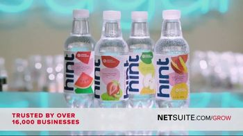 Oracle NetSuite TV Spot, 'Kara Goldin: Founder and CEO of Hint' - Thumbnail 5