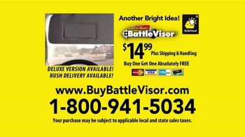 Atomic Beam BattleVisor TV Spot, 'Life and Death' Featuring Hunter Ellis - Thumbnail 10