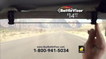 Atomic Beam BattleVisor TV Spot, 'Life and Death' Featuring Hunter Ellis - Thumbnail 7