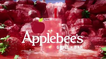 Applebee's Strawberry Dollarita TV Spot, 'Sweet' - Thumbnail 10