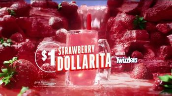 Applebee's Strawberry Dollarita TV Spot, 'Sweet'