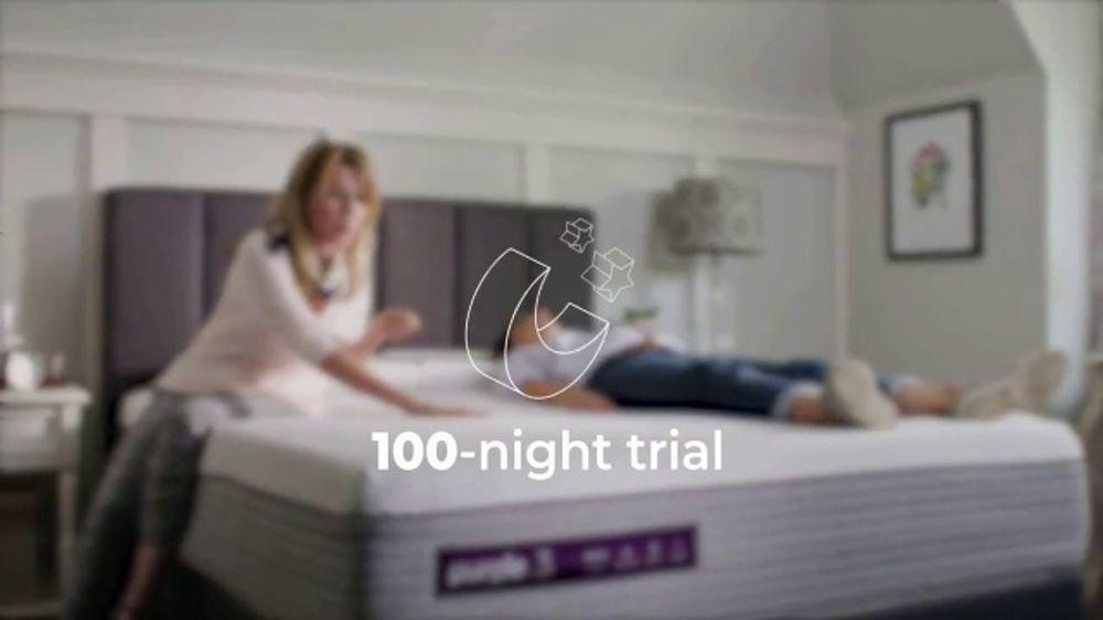 Purple Mattress TV Spot, Neighbors: Purple Pillow - Screenshot 10