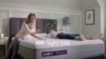 Purple Mattress TV Spot, 'Neighbors: Purple Pillow' - Thumbnail 10