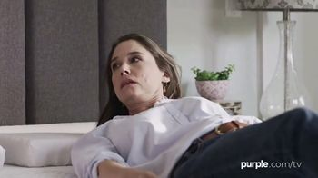 Purple Mattress TV Spot, 'Neighbors: Purple Pillow' - Thumbnail 9