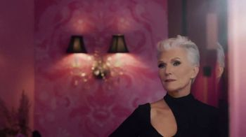 CoverGirl + Olay Simply Ageless Foundation TV Spot, 'What Age' Featuring Maye Musk - Thumbnail 5