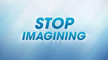 ACT Whitening Mouthwash TV Spot, 'Imagine' - Thumbnail 9