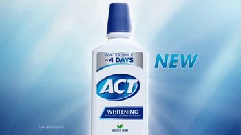 ACT Whitening Mouthwash TV Spot, 'Imagine' - Thumbnail 7