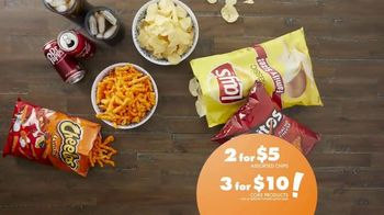 Big Lots TV Spot, 'Party: Chips and Soda' - Thumbnail 9