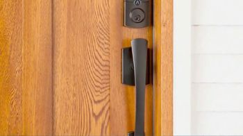 Brinks Home Security Push Pull Rotate Door Locks TV Spot, 'Forever Changed' - Thumbnail 8