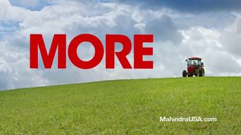 Mahindra TV Spot, 'Get More' - Thumbnail 10