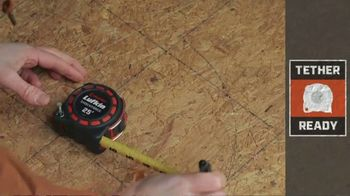 Crescent Lufkin Tape Measures TV Spot, 'Ultimate Durability' - Thumbnail 7