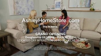 Ashley HomeStore Anniversary Sale TV Spot, 'Final Week: Grand Opening' Song by Midnight Riot - Thumbnail 10
