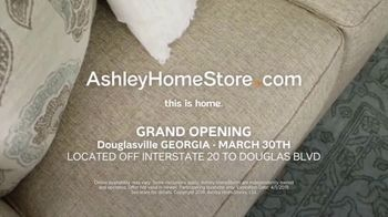 Ashley HomeStore Anniversary Sale TV Spot, 'Final Week: Grand Opening' Song by Midnight Riot - Thumbnail 9
