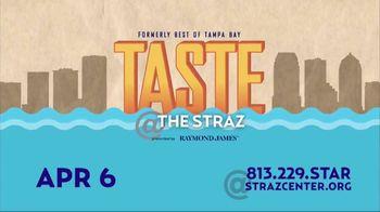 Raymond James TV Spot, '2019 Taste at The Straz' - Thumbnail 10