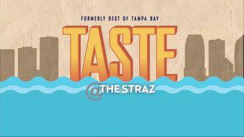 Raymond James TV Spot, '2019 Taste at The Straz' - Thumbnail 2