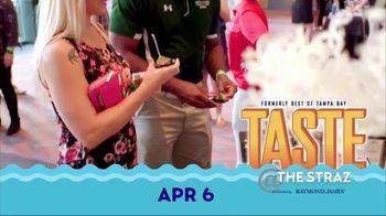 Raymond James TV Spot, '2019 Taste at The Straz' - Thumbnail 4
