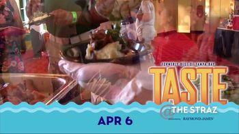Raymond James TV Spot, '2019 Taste at The Straz' - Thumbnail 5