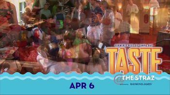 Raymond James TV Spot, '2019 Taste at The Straz' - Thumbnail 6