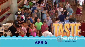 Raymond James TV Spot, '2019 Taste at The Straz' - Thumbnail 7