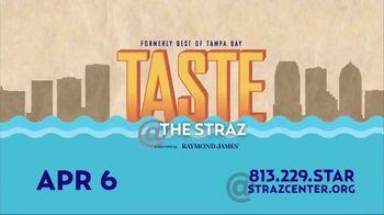 Raymond James TV Spot, '2019 Taste at The Straz' - Thumbnail 9