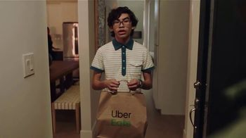 Uber Eats TV Spot, 'Fanboy' - 3 commercial airings