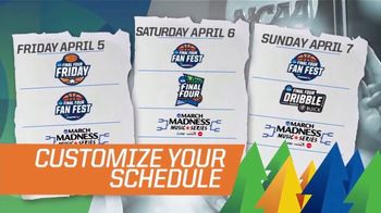 NCAA Final Four App TV Spot, 'Stay Connected' - Thumbnail 4