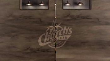 Church's Chicken Restaurants $5 Shrimp 'n' Tenders Platter TV Spot, 'Shakedown' - Thumbnail 1