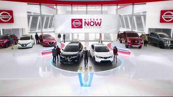 Nissan Now Sales Event TV Spot, 'Award-Winning Lineup: 2019 Rogue' [T2] - Thumbnail 3