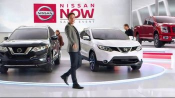 Nissan Now Sales Event TV Spot, 'Award-Winning Lineup: 2019 Rogue' [T2] - 146 commercial airings