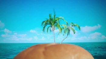 Arby's King's Hawaiian Sandwiches TV Spot, 'Isle of Buns' Featuring H. Jon Benjamin, Song by YOGI - Thumbnail 1
