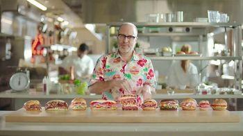 Arby's King's Hawaiian Sandwiches TV Spot, 'Isle of Buns' Featuring H. Jon Benjamin, Song by YOGI - Thumbnail 9