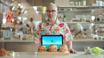 Arby's King's Hawaiian Sandwiches TV Spot, 'Isle of Buns' Featuring H. Jon Benjamin, Song by YOGI - Thumbnail 4