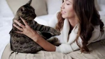 Litter-Robot Cat Sheet TV Spot, 'Take the Cat Nap to the Next Level!' - Thumbnail 1