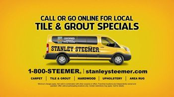 Stanley Steemer TV Spot, 'That's Gross: Footprint' - Thumbnail 9