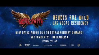 Aerosmith TV Spot, 'Deuces Are Wild: Las Vegas Residency' - Thumbnail 9