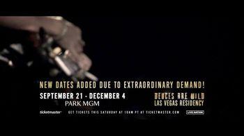 Aerosmith TV Spot, 'Deuces Are Wild: Las Vegas Residency' - Thumbnail 4